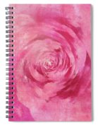 The Pink Lady 5 Spiral Notebook