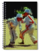 The Players  Spiral Notebook