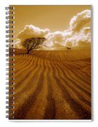 The Ploughed Field Spiral Notebook