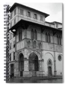 The Porch Of The Innocents Spiral Notebook