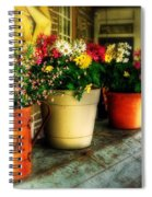 The Porch Swing Spiral Notebook