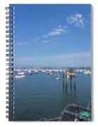 The Pot Man's View Spiral Notebook