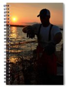 The Potomac In Color Spiral Notebook
