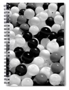Power Balls Spiral Notebook