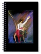 The Power Of Dance Spiral Notebook