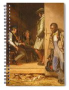 The Power Of Music, 1847 Spiral Notebook