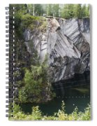 The Power Of Nature Spiral Notebook