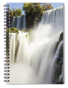 The Power Of Water Spiral Notebook