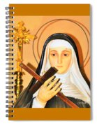 The Prayers Of The Righteous Spiral Notebook