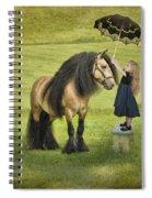 The Precious Companion Spiral Notebook