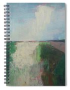 The Present Day Spiral Notebook