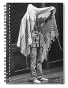 The Priestly Blessing Spiral Notebook