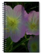 The Primroses Spiral Notebook