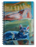 The Princess And The Pea - Sketch Spiral Notebook