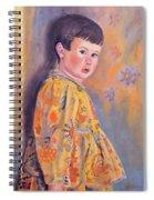 The Print Dress Spiral Notebook