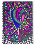 The Private Eye Spiral Notebook