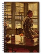 The Prodigal Son In Modern Life  The Departure Spiral Notebook