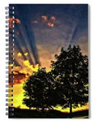 The Promise Oil Spiral Notebook