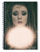 The Prophecy Spiral Notebook