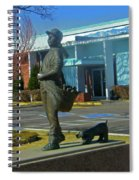 The Pueblo Chieftain Spiral Notebook