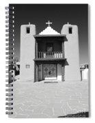 The Pueblo Church Spiral Notebook