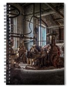 The Pumphouse Spiral Notebook