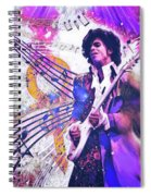 The Purple One Spiral Notebook
