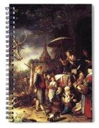 The Quack 1652 Spiral Notebook