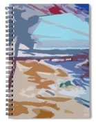 The Quay-seaside Spiral Notebook