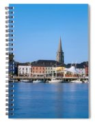 The Quays, Wexford, County Wexford Spiral Notebook