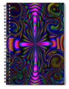 The Rainbow Spirit Spiral Notebook
