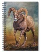 The Ram Spiral Notebook
