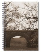 The Ramparts Of Fort Anne Spiral Notebook