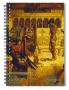 The Ramparts Of God's House Spiral Notebook