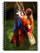 The Readying Ritual Spiral Notebook