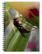 The Real Gardener 2 Spiral Notebook