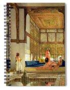 The Reception Spiral Notebook