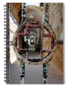 The Red Cross Spiral Notebook