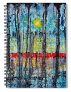 The Red Dock Spiral Notebook