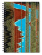The Red Road Spiral Notebook