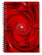 The Red Sea Spiral Notebook