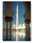 The Reflection Spiral Notebook