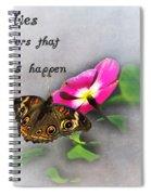 The Reminder Spiral Notebook