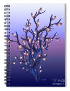 The Resolutions Tree At Dawn Spiral Notebook