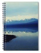 The Resounding Stillness Spiral Notebook
