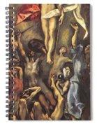The Resurrection 1600 Spiral Notebook