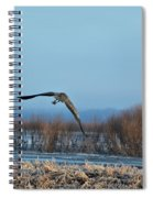 The Return Of Spring Spiral Notebook