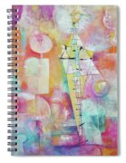 The Return Of The Sun King Spiral Notebook