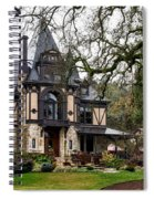 The Rhine House Of Napa Valley Spiral Notebook