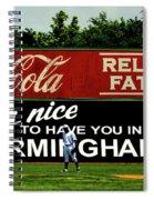 The Rickwood Classic - Birmingham Alabama Spiral Notebook